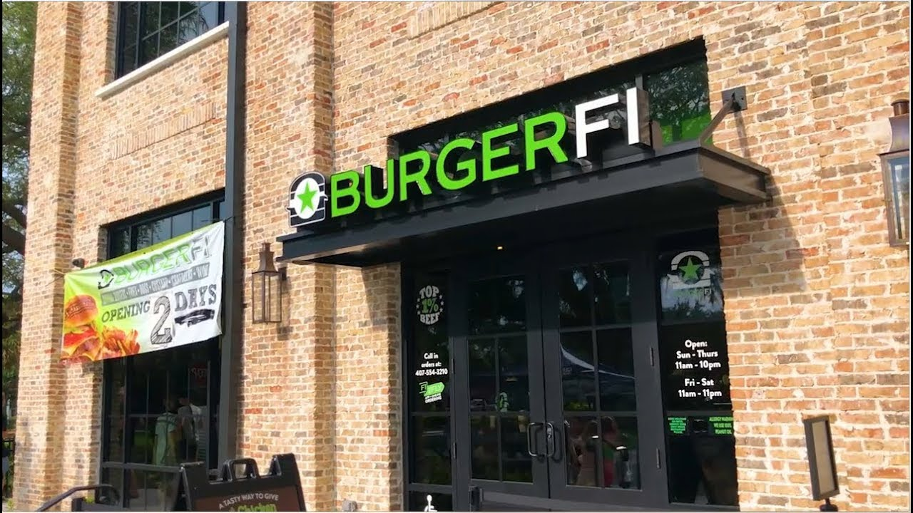 New Spot To Eat Burgers in Winter Gardens