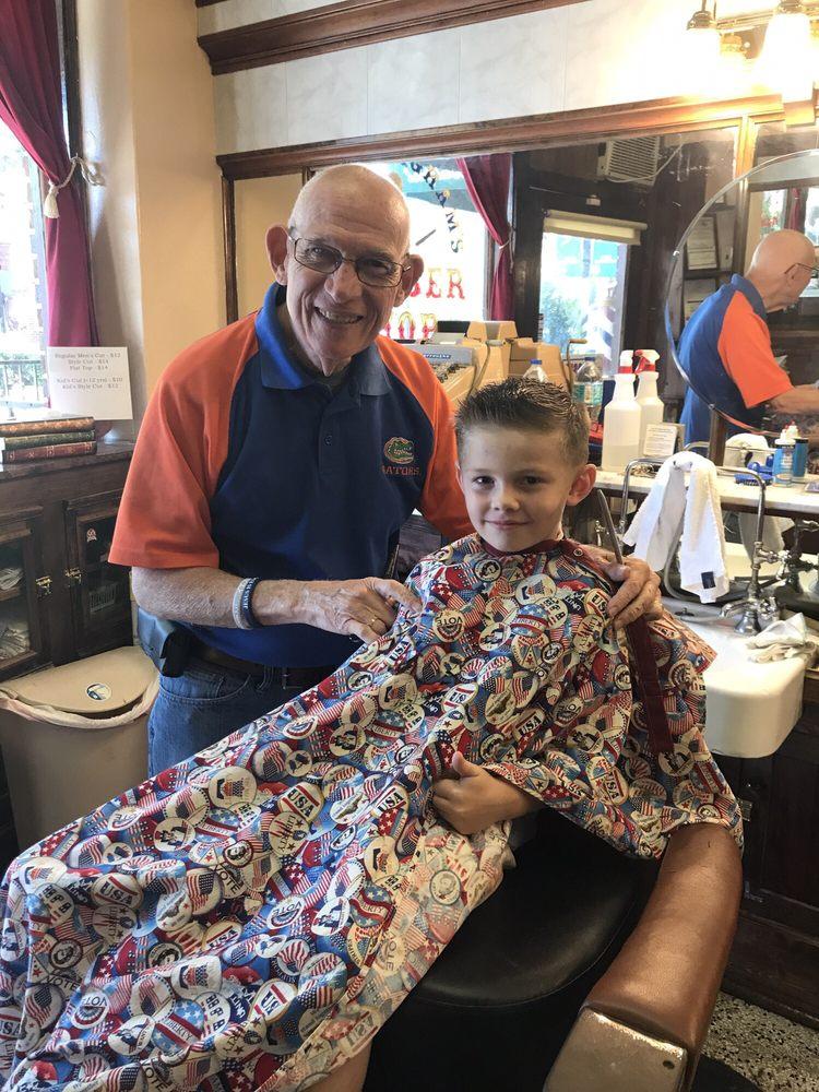 Earl Brigham's Barber Shop