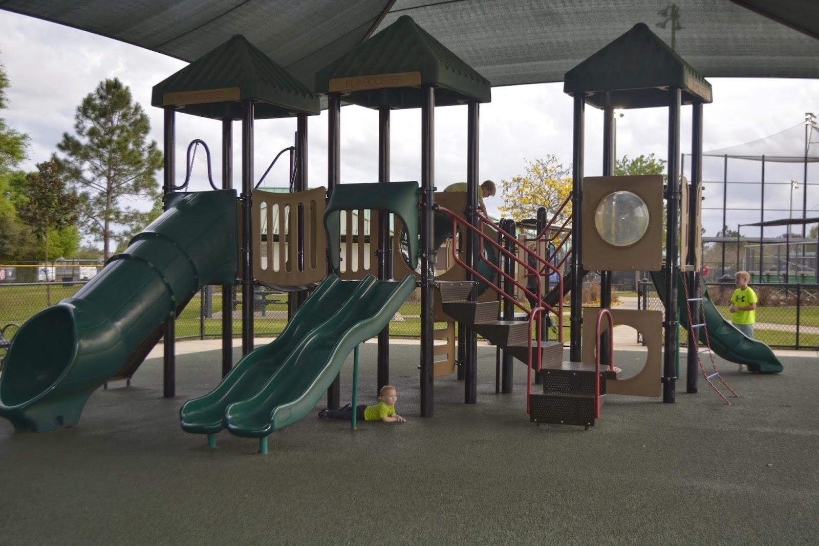 George Bailey Park