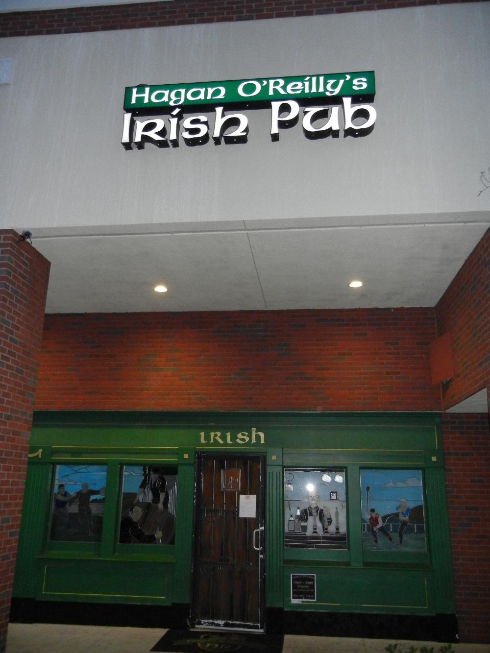Hagan O'Reilly's