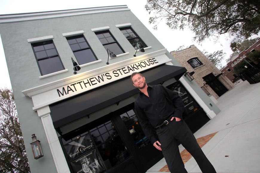 Matthew's Steak House