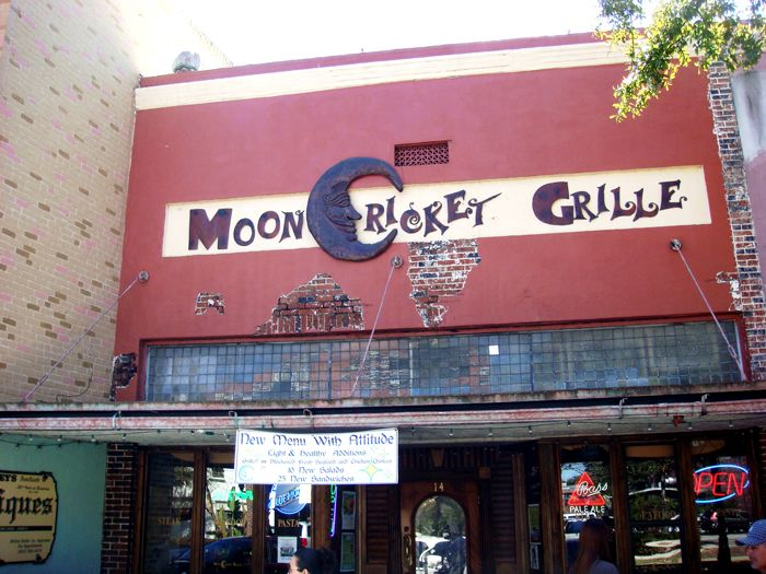 Moon Cricket Grille