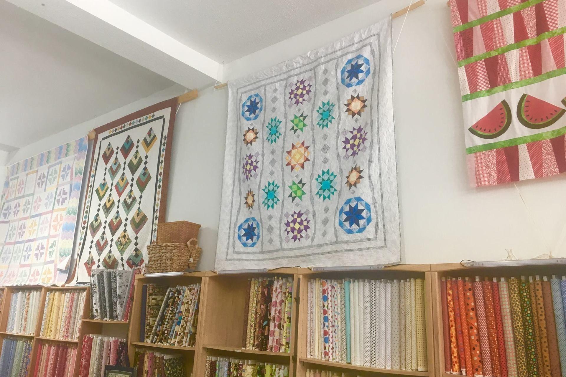 Nancy's Quilt Shop