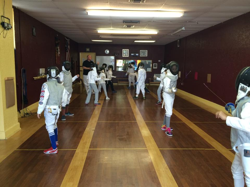 Winter Garden Fencing Academy