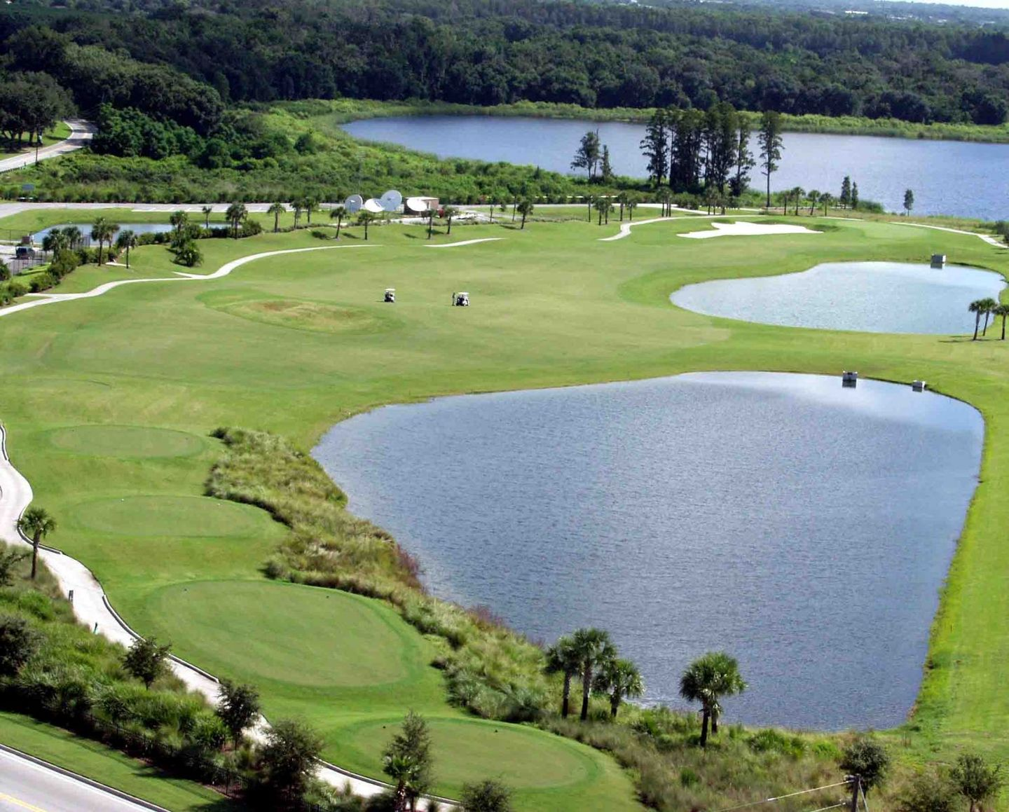 Golf Course at Stoneybrook West Closes