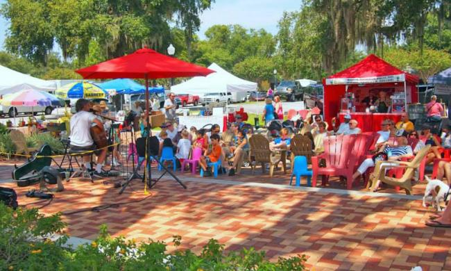 Spotlight on Winter Garden's Farmers Market