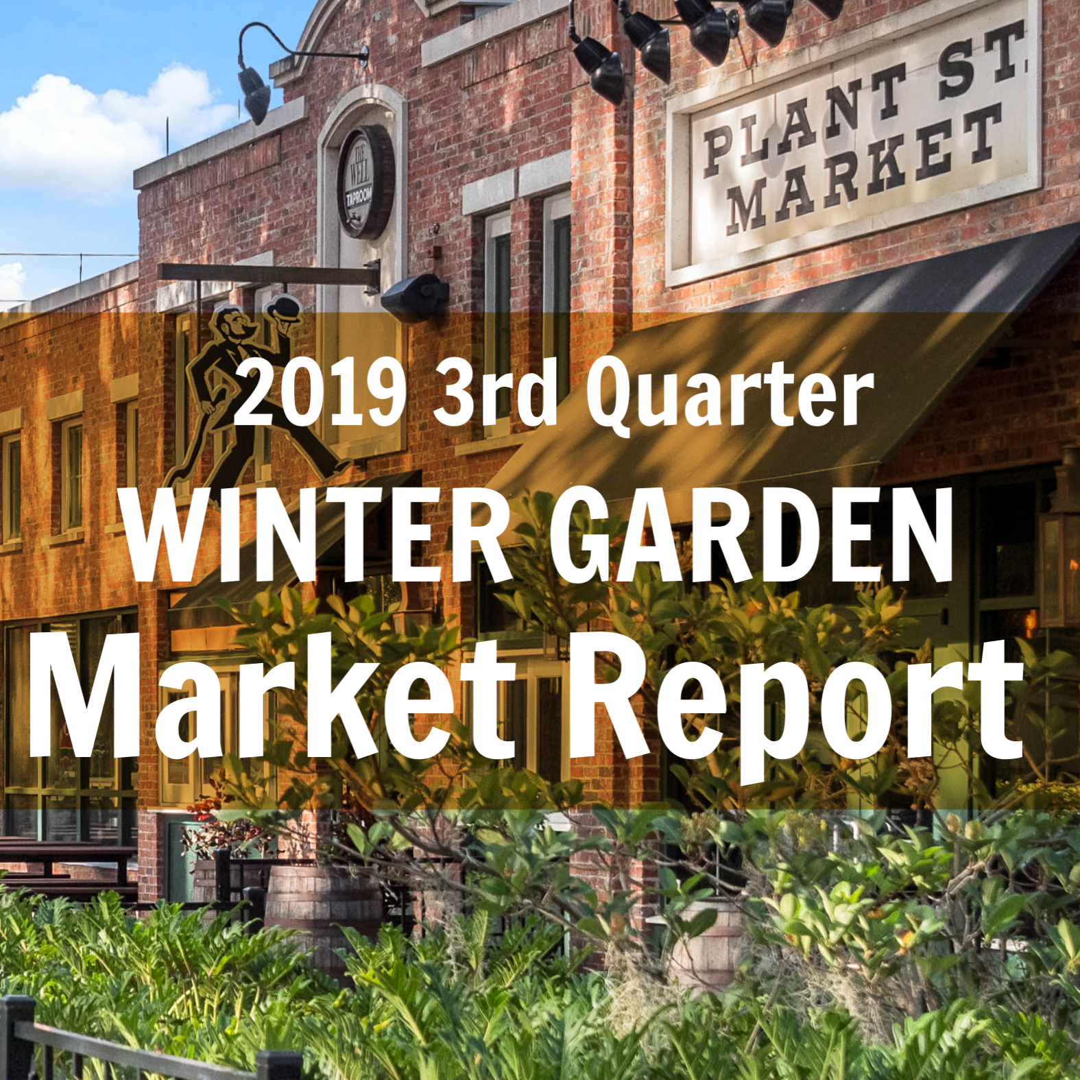 Winter Garden Continues to Outpace the National and Local Real Estate Market